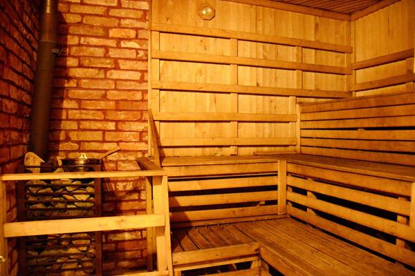 Sauna Rukloje