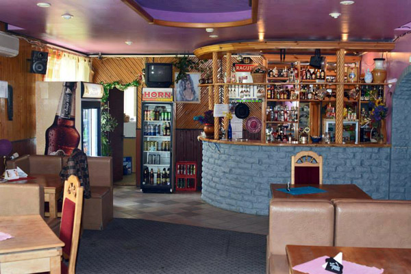 Cafe - bar in Rukla